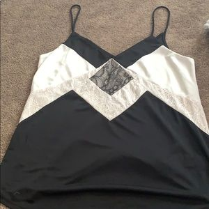 Sting Cami with a lace design